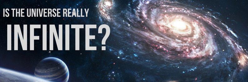 Is the Universe really infinite?