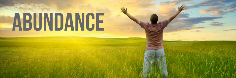 Are You Letting Abundance Into Your Life?